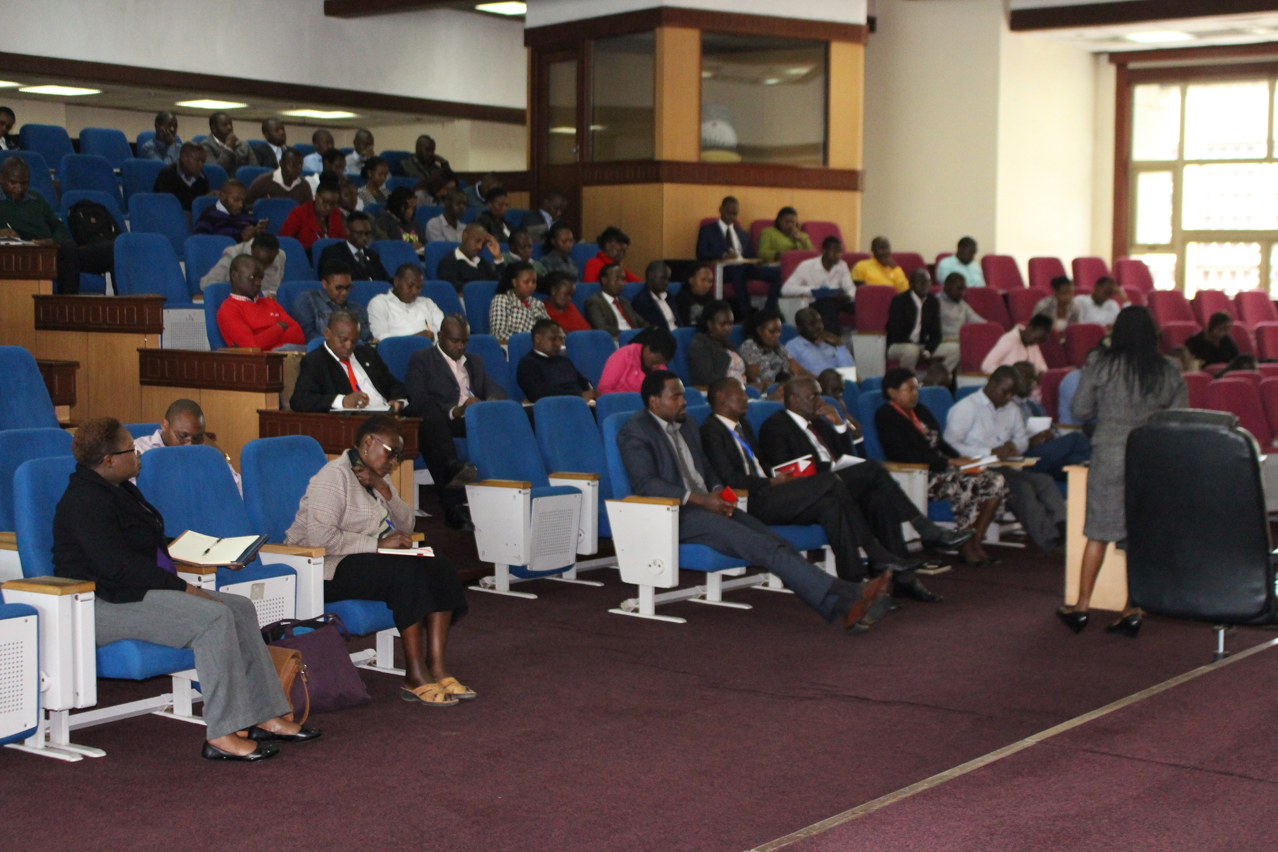 KRA scales efforts to gain counties? support ahead of Presumptive Tax implementation